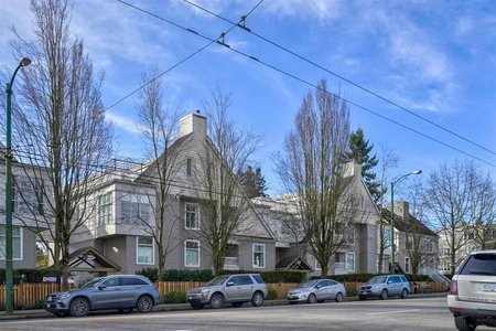 R2441202 - 313 3150 W 4TH AVENUE, Kitsilano, Vancouver, BC - Townhouse