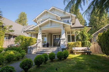 R2442201 - 2213 JEFFERSON AVENUE, Dundarave, West Vancouver, BC - House/Single Family