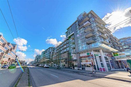 R2442635 - 667 2080 W BROADWAY, Kitsilano, Vancouver, BC - Apartment Unit