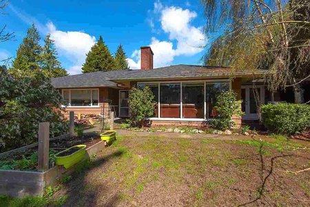 R2442804 - 1405 FULTON AVENUE, Ambleside, West Vancouver, BC - House/Single Family