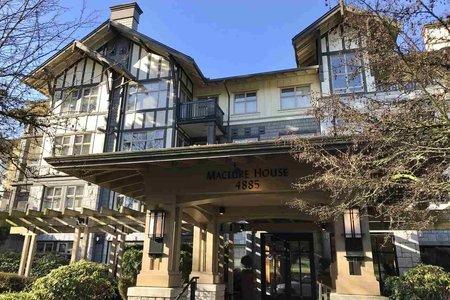 R2443032 - 312 4885 VALLEY DRIVE, Quilchena, Vancouver, BC - Apartment Unit