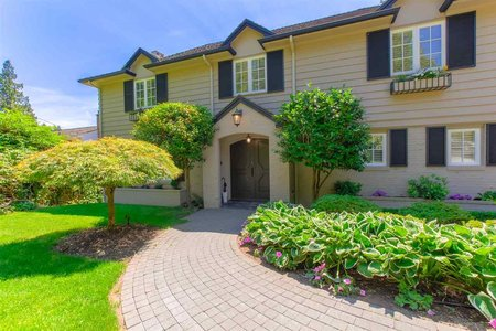 R2443079 - 3940 VIEWRIDGE PLACE, Bayridge, West Vancouver, BC - House/Single Family