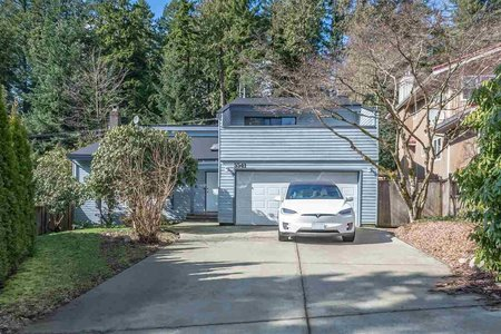 R2443155 - 5541 NANCY GREENE WAY, Grouse Woods, North Vancouver, BC - House/Single Family