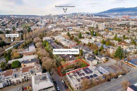 R2443286 - 1665 E 6TH AVENUE, Grandview Woodland, Vancouver, BC - House/Single Family