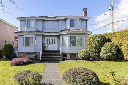 R2443294 - 7437 STIRLING STREET, Fraserview VE, Vancouver, BC - House/Single Family