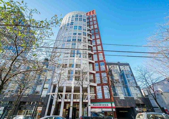 312 933 SEYMOUR STREET, Vancouver - R2443319