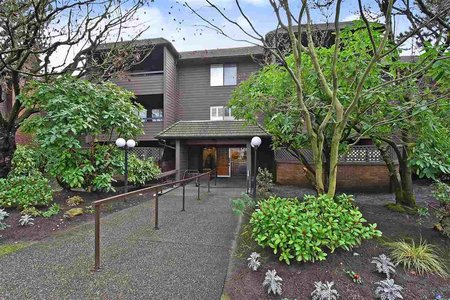R2443391 - 307 1720 W 12TH AVENUE, Fairview VW, Vancouver, BC - Apartment Unit