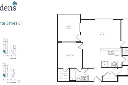 R2443647 - 303 11501 84 AVENUE, Annieville, Delta, BC - Apartment Unit