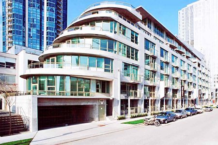 R2443841 - 302 1478 W HASTINGS STREET, Coal Harbour, Vancouver, BC - Apartment Unit