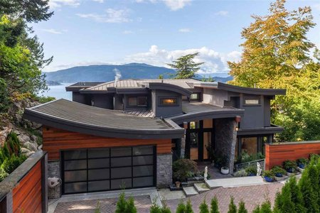R2444039 - 5124 MARINE DRIVE, Caulfeild, West Vancouver, BC - House/Single Family