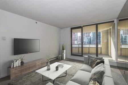 R2444128 - 605 789 DRAKE STREET, Downtown VW, Vancouver, BC - Apartment Unit