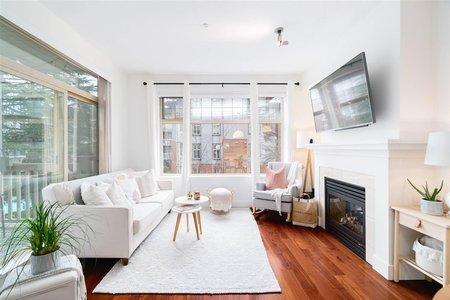 R2444250 - 322 2083 W 33RD AVENUE, Quilchena, Vancouver, BC - Apartment Unit