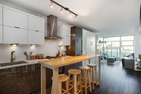 R2444702 - 502 1777 W 7TH AVENUE, Fairview VW, Vancouver, BC - Apartment Unit