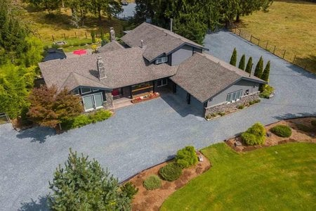 R2444783 - 26693 60 AVENUE, County Line Glen Valley, Langley, BC - House with Acreage