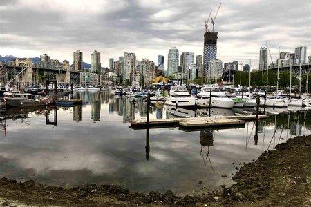 R2445128 - 501 1508 MARINER WALK, False Creek, Vancouver, BC - Apartment Unit