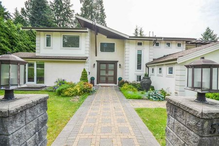 R2445196 - 571 W ST. JAMES ROAD, Delbrook, North Vancouver, BC - House/Single Family