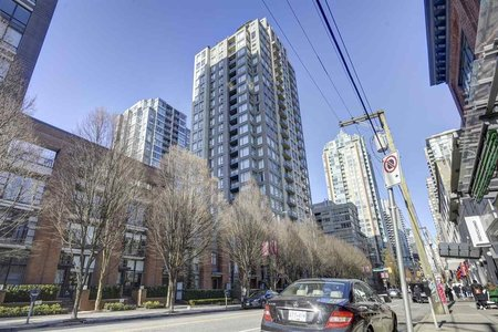 R2445330 - 2308 1001 HOMER STREET, Yaletown, Vancouver, BC - Apartment Unit
