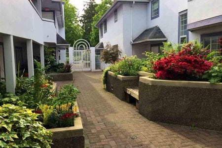 R2445334 - 200 8772 SW MARINE DRIVE, Marpole, Vancouver, BC - Townhouse