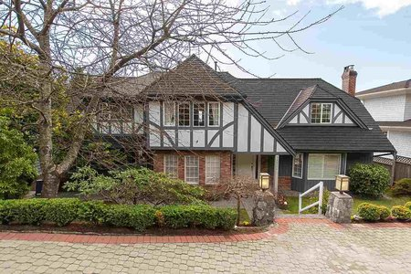 R2445423 - 1390 LAWSON AVENUE, Ambleside, West Vancouver, BC - House/Single Family