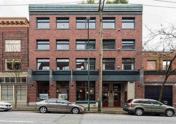 21 120 POWELL STREET, Vancouver - R2445429