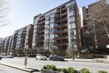R2445789 - 722 1333 HORNBY STREET, Downtown VW, Vancouver, BC - Apartment Unit