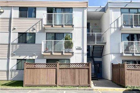 R2445794 - 306 7280 LINDSAY ROAD, Granville, Richmond, BC - Apartment Unit