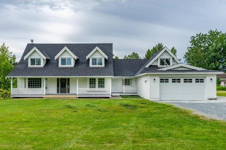 R2446012 - 23873 12 AVENUE, Campbell Valley, Langley, BC - House with Acreage