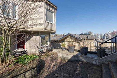 R2446197 - 5 1101 W 8TH AVENUE, Fairview VW, Vancouver, BC - Apartment Unit