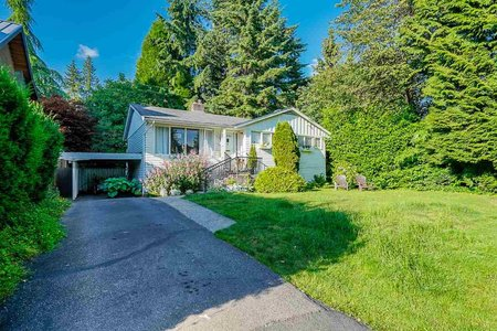 R2446245 - 1394 WINTON AVENUE, Capilano NV, North Vancouver, BC - House/Single Family