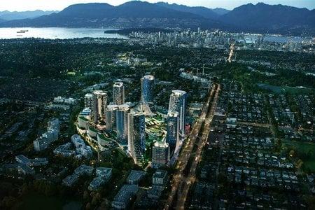 R2446290 - 2806 668 W 41ST AVENUE, Oakridge VW, Vancouver, BC - Apartment Unit