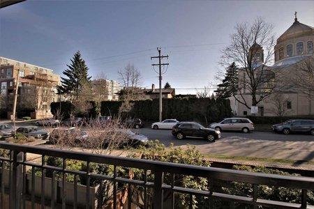 R2446352 - 209 555 W 14TH AVENUE, Fairview VW, Vancouver, BC - Apartment Unit