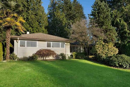 R2446479 - 3950 TRENTON PLACE, Forest Hills NV, North Vancouver, BC - House/Single Family