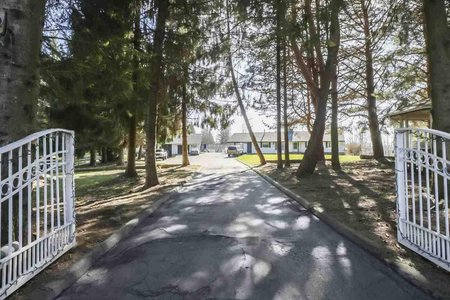 R2446704 - 1895 269A STREET, Otter District, Langley, BC - House with Acreage