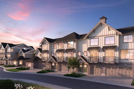 R2446742 - 40 20487 65 AVENUE, Willoughby Heights, Langley, BC - Townhouse