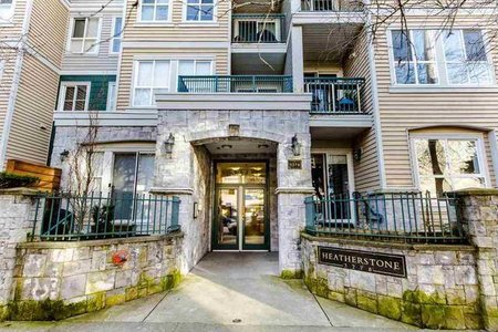 R2446787 - 407 3278 HEATHER STREET, Cambie, Vancouver, BC - Apartment Unit