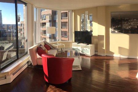 R2446976 - 713 950 DRAKE STREET, Downtown VW, Vancouver, BC - Apartment Unit