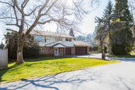 R2446989 - 24570 52 AVENUE, Salmon River, Langley, BC - House with Acreage