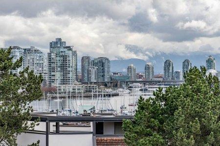 R2447000 - 208 1345 W 4TH AVENUE, False Creek, Vancouver, BC - Apartment Unit