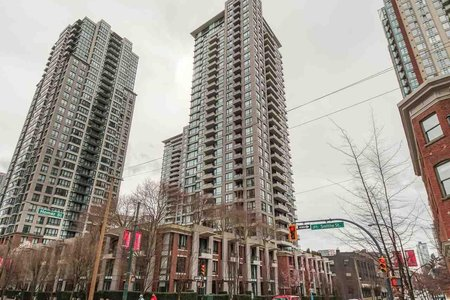 R2447023 - 707 928 HOMER STREET, Yaletown, Vancouver, BC - Apartment Unit