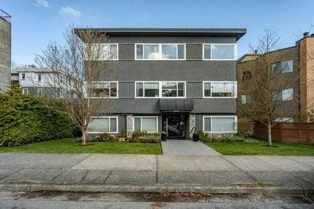 R2447106 - 104 1075 W 13TH AVENUE, Fairview VW, Vancouver, BC - Apartment Unit