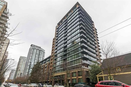 R2447272 - 808 1088 RICHARDS STREET, Yaletown, Vancouver, BC - Apartment Unit