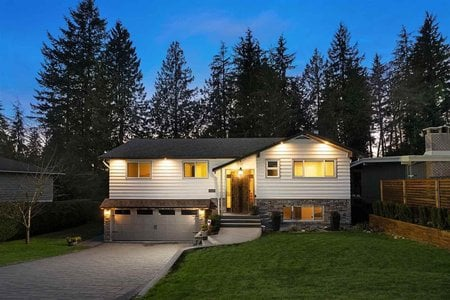R2447541 - 3165 DUVAL ROAD, Lynn Valley, North Vancouver, BC - House/Single Family
