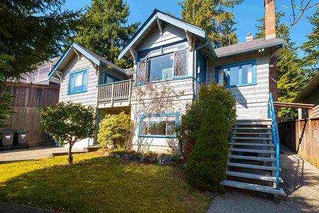 R2447781 - 1120 DORAN ROAD, Lynn Valley, North Vancouver, BC - House/Single Family