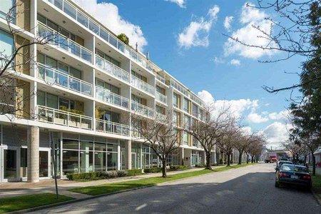 R2447867 - 208 1635 W 3RD AVENUE, False Creek, Vancouver, BC - Apartment Unit