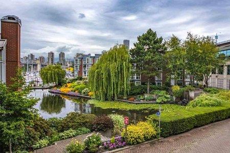 R2448319 - 204 1515 W 2ND AVENUE, False Creek, Vancouver, BC - Apartment Unit