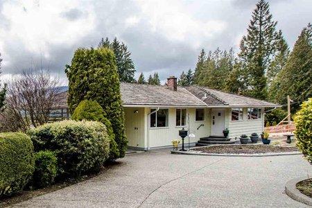 R2448438 - 4771 BONITA DRIVE, Canyon Heights NV, North Vancouver, BC - House/Single Family