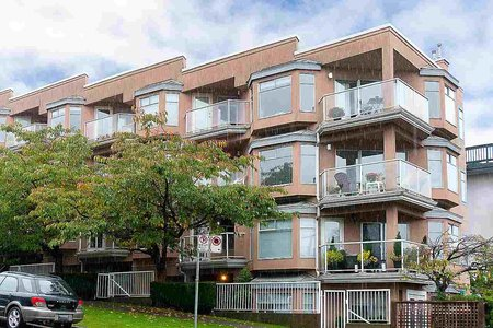 R2448573 - 101 2006 W 2ND AVENUE, Kitsilano, Vancouver, BC - Apartment Unit