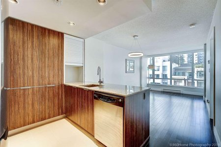 R2448909 - 505 1088 RICHARDS STREET, Yaletown, Vancouver, BC - Apartment Unit