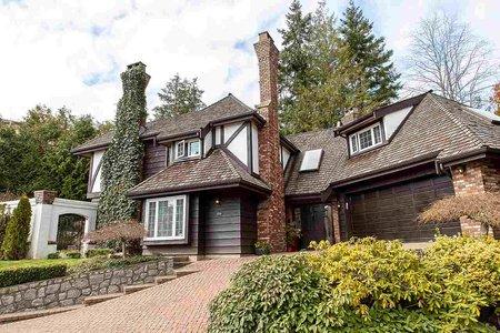 R2449167 - 4850 CAULFEILD COURT, Upper Caulfeild, West Vancouver, BC - House/Single Family