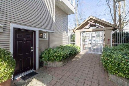 R2449257 - 4 3150 W 4TH AVENUE, Kitsilano, Vancouver, BC - Apartment Unit